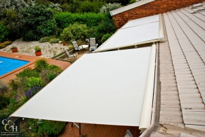 Overhead Retractable Awnings-13