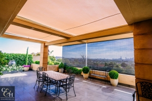 Overhead Retractable Awnings-21