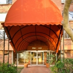 Walkway Canopy Awnings-7