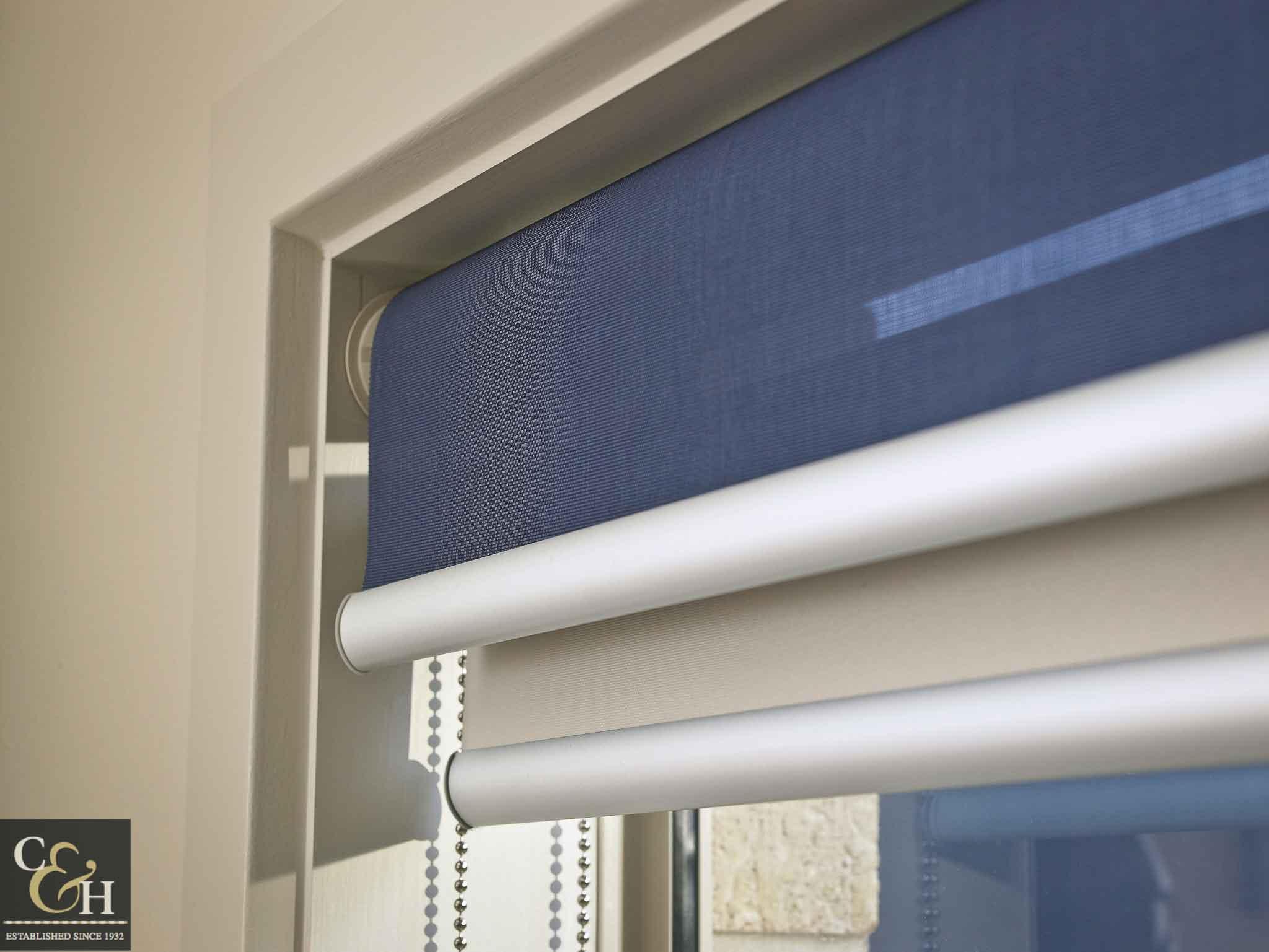 Dual-Roller-Blinds-13.3 inside an apartment