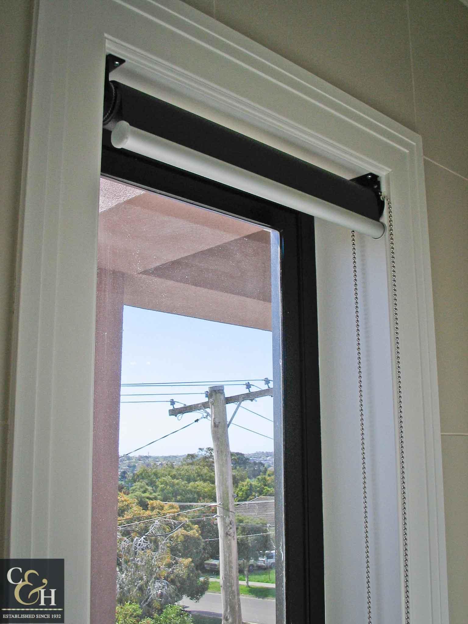 Screen-Roller-Blinds-15 inside a house