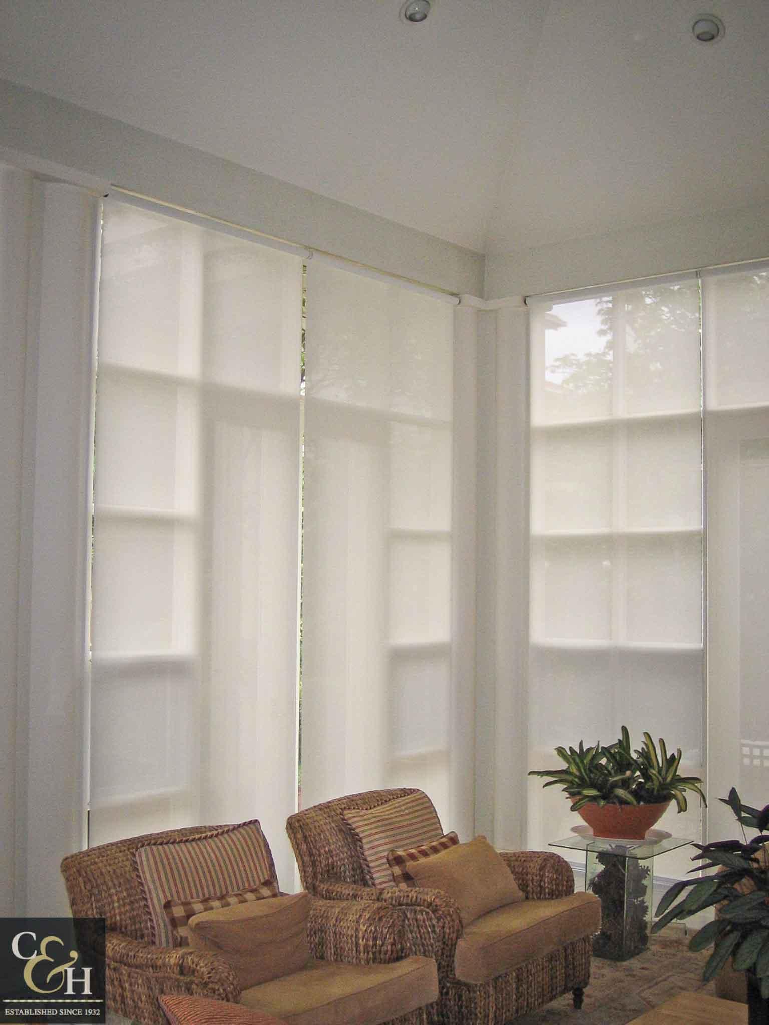 Screen-Roller-Blinds-17 inside a living room