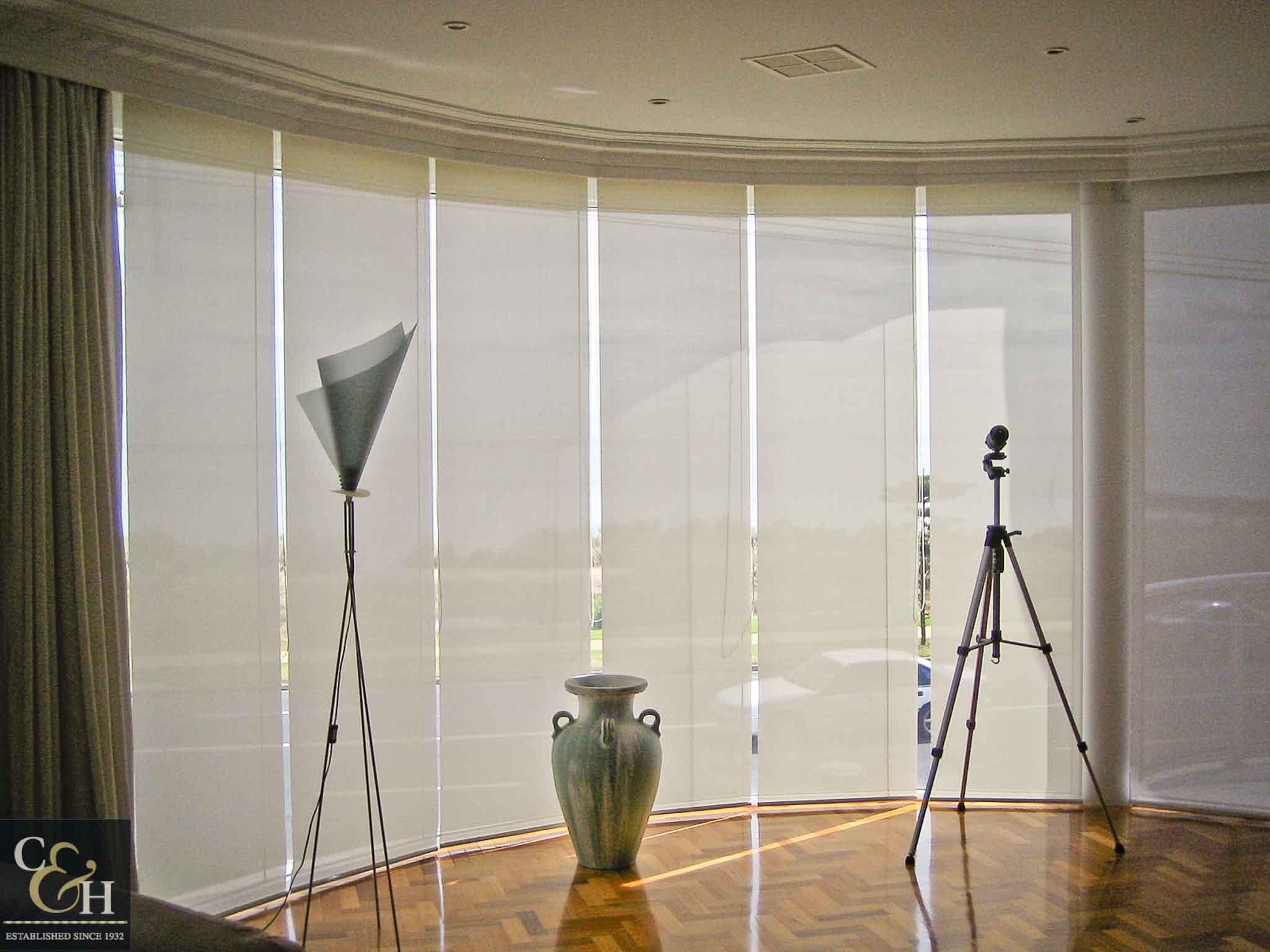 Screen-Roller-Blinds- 21 inside a living room