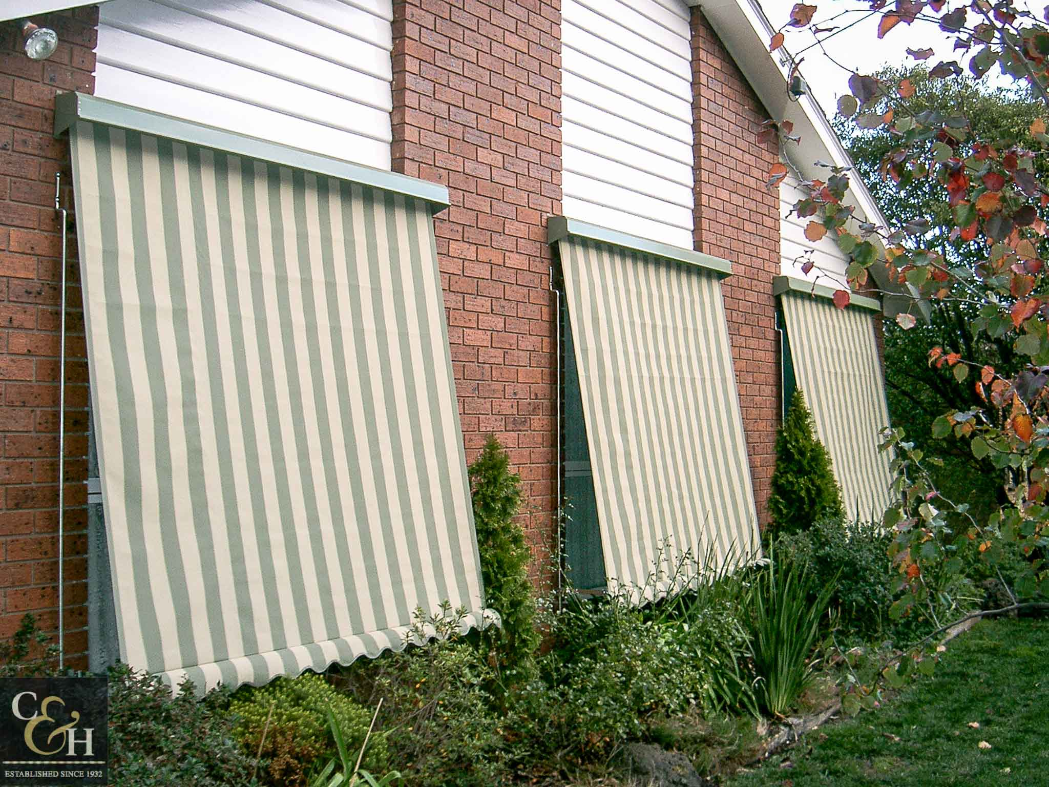 Sunblinds Outdoor Blinds 9 Campbell amp Heeps