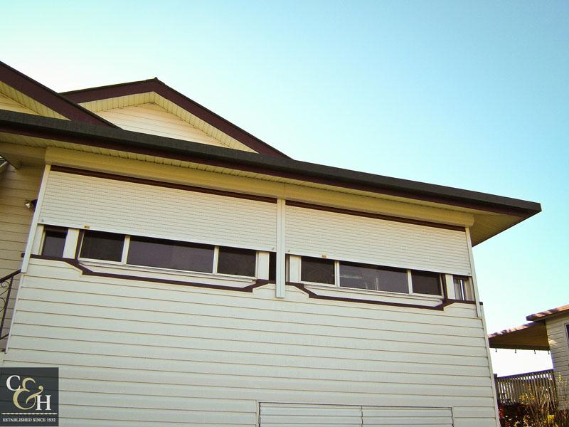 Roller Window Shutters Melbourne