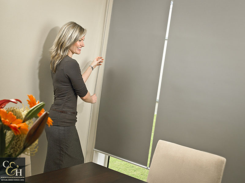 Block Out Roller Blinds-7