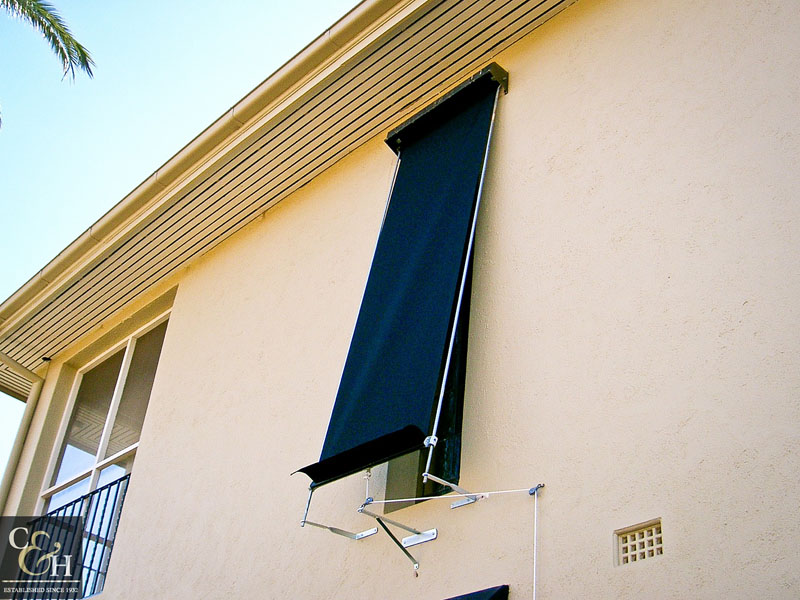 Fixed Guide Awnings _ Blinds-6