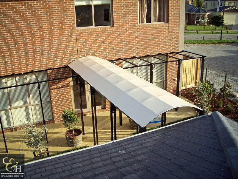 Walkway Canopy Awnings-13