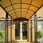 Walkway Canopy Awnings-15