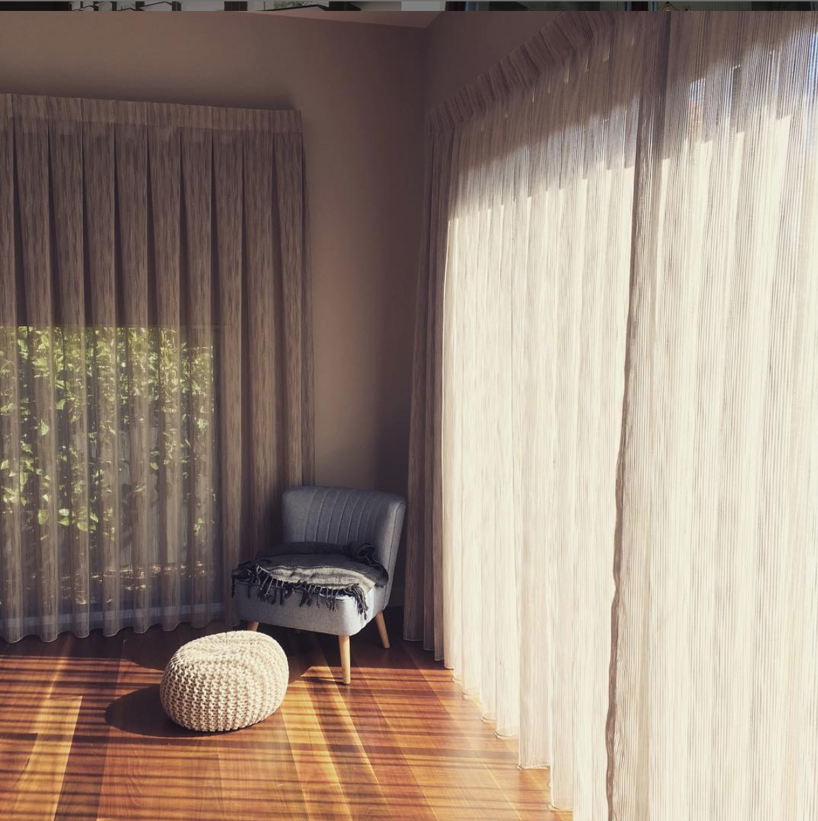Sheer curtains made in melbourne